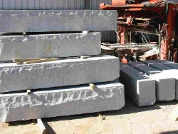 Granite Dimension Stone Blocks